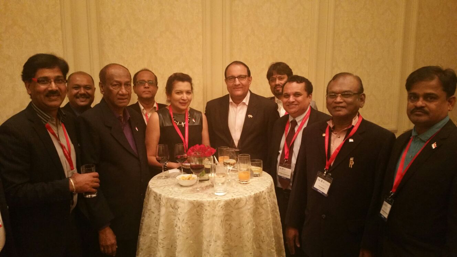 Singapore Business Delegation - India Singapore Business Forum